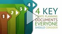 4 Key Estate Planning Docs